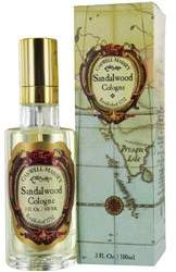 Caswell-Massey Caswell Massey Sandalwood Cologne, 3.0 Ounce