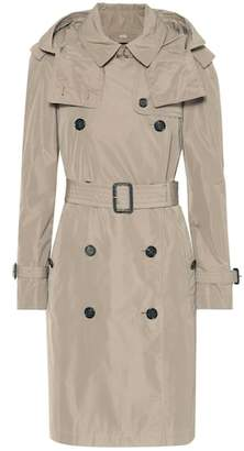 Burberry Amberford taffeta trench coat