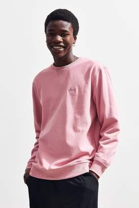 Stussy Terry Crew Neck Sweatshirt