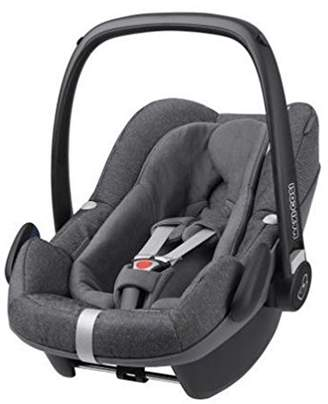 Maxi-Cosi Pebble Plus Baby Car Seat, Sparkling Grey