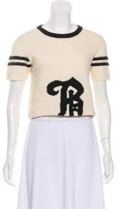 Boy By Band Of Outsiders Wool Crop Top