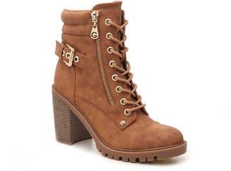 G by Guess Jaydyn Combat Boot - Women's