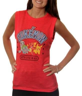 "Pokemon Juniors' ""Gotta Catch 'Em All"" Muscle Tank"