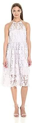Donna Morgan Women's Chemical Lace Dress