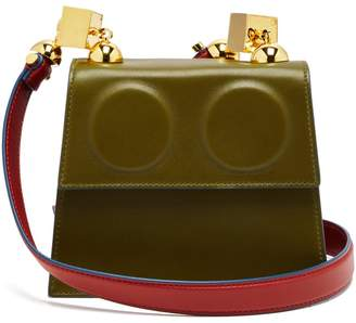 Marni Marionette leather cross-body bag