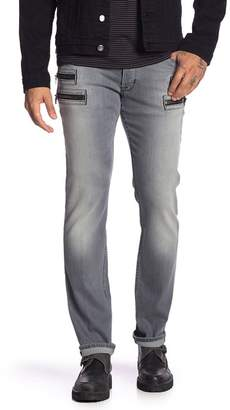 Hudson Jeans Broderick Slouchy Skinny Jeans