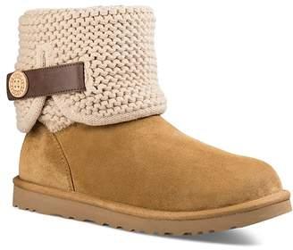 UGG Shaina Knit Cuff Booties