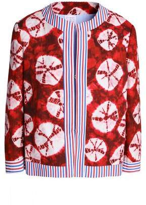 Stella Jean Printed Cotton Woven Jacket