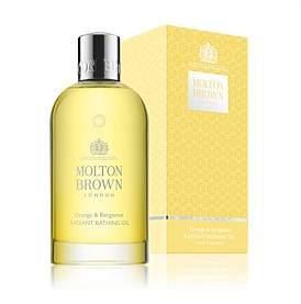 Molton Brown Orange & Bergamot Radiant Bathing Oil