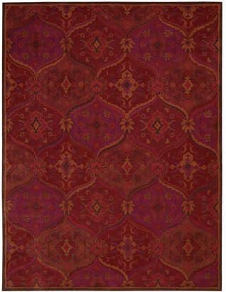 Nourison India House Handmade Rug