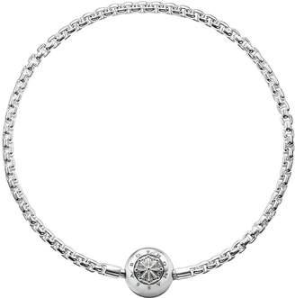 Thomas Sabo Sterling Silver Karma Bead Bracelet