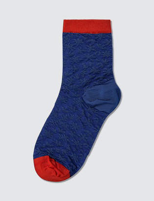 Happy Socks Hysteria By Lotta Ankle Socks