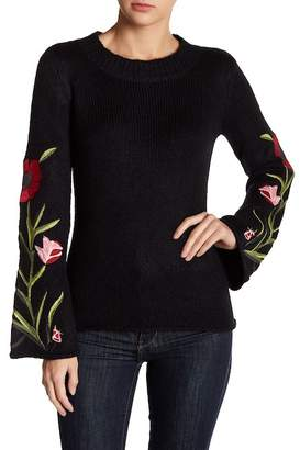 Romeo & Juliet Couture Embroidery Detailed Sweater