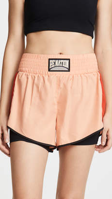 P.E Nation Cornerman Shorts