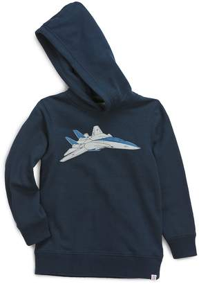 Sovereign Code Boys' Fighter Jet Hoodie