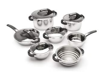 Berghoff Stainless Steel Cookware - 12 Piece Set