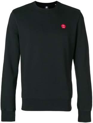 Aspesi print detailed sweatshirt