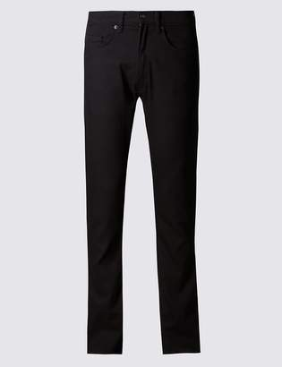 M&S CollectionMarks and Spencer Big & Tall Slim Fit Stretch Jeans