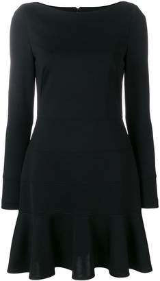 Talbot Runhof heavy jersey dress