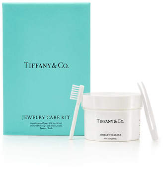 Tiffany & Co. & Co. Silver Care Kit with silver polish cream, polish spray and cloth