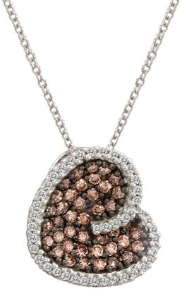 LeVian Le Vian Chocolatier 14K 0.89 Ct. Tw. Diamond Necklace