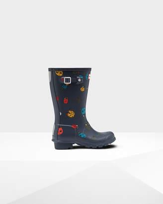 Hunter Kids Ladybug Rain Boots