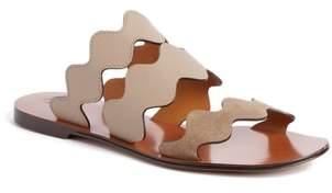Chloé Lauren Slide Sandal
