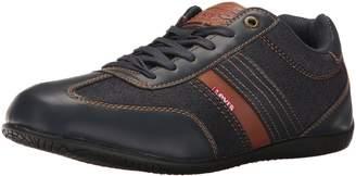 Levi's Levis Men's Solano Denim Fashion Sneaker