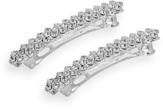 Crystal Allure Barrette Set