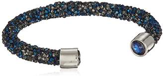 Kenneth Cole New York Silver and sprinkle Stone Cuff Bracelet