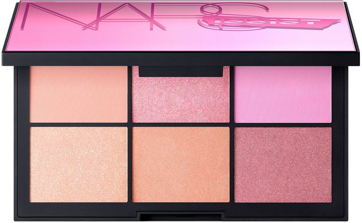 NARS NARSissist Unfiltered II Cheek Palette - ShopStyle Blush