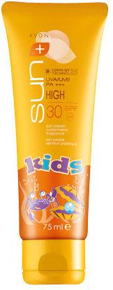 Avon Sun Kids Sun Cream Watermelon Fragrance SPF30