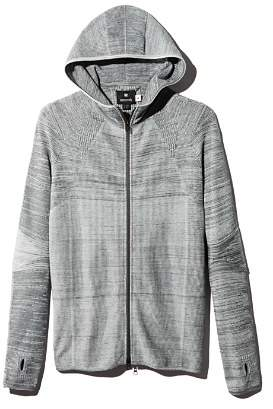 Snow Peak Melange Knit Hooded Jacket