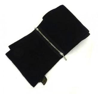 Louis Vuitton Black Cashmere Scarves