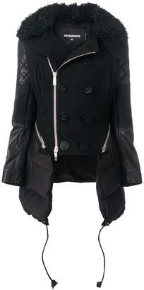 DSQUARED2 Caban trekking mix style jacket