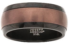 Joseph Abboud JOE Two-Tone Mens Ring