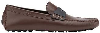Fendi slip-on loafers