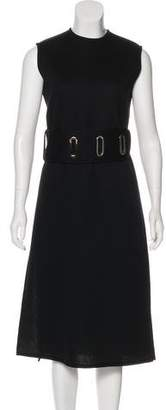 Beaufille Neoprene Sleeveless Tunic