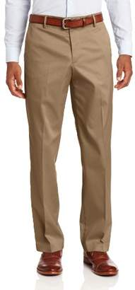 Dockers New Iron Free Khaki D2 Straight-Fit Flat-Front Pant