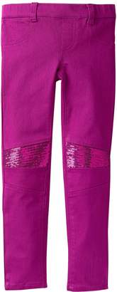 Crazy 8 Crazy8 Sparkle Moto Jeggings