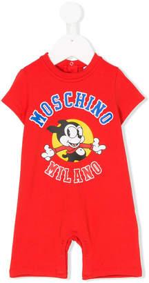 Moschino Kids Mickey print shorties