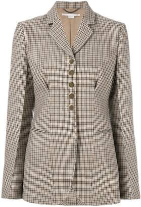 Stella McCartney Herringbone Gael jacket