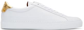 Givenchy White Urban Street Sneakers