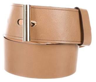 Reed Krakoff Leather Waist Belt