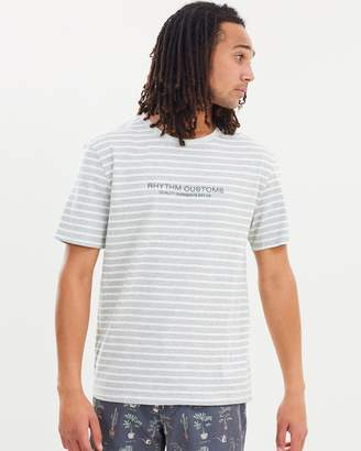 rhythm Studio Stripe T-Shirt