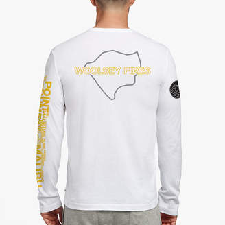 James Perse WOOLSEY FIRE RELIEF TEE