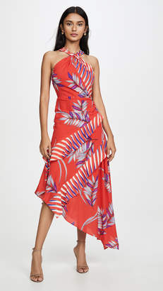 Ramy Brook Printed Keiran Dress