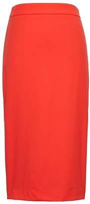 Banana Republic Lightweight Wool Pencil Skirt