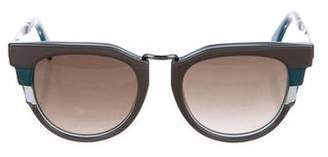 Fendi Tinted Oversize Sunglasses