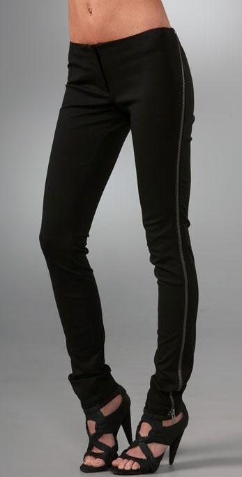 Haute Hippie Sexy Zipper Pants